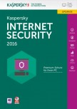 Kaspersky Internet Security 2016 für 1 User