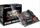 MB 1151 ASRock B150M Pro4S/D3 M-ATX HDMI/DVI